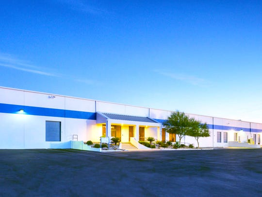 Evergreen Industrial Properties LLC of Oakland, Calif. paid $5.875 million for this 96,000 square-foot manufacturing building in Chandler.
