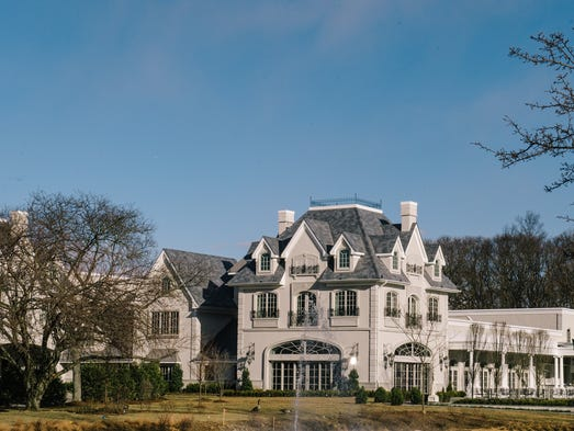 Ornate Park Chateau Brings Bridal Appeal To East Brunswick