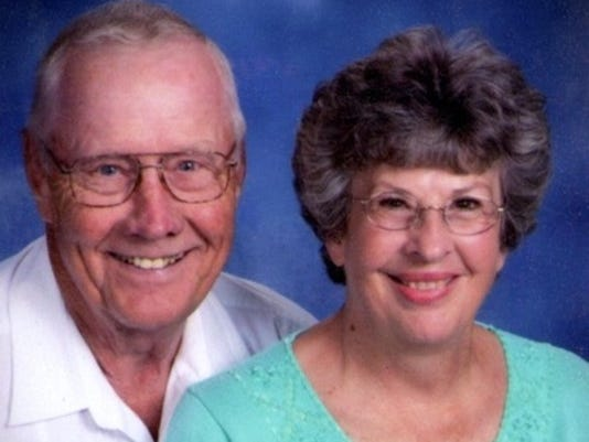 Anniversaries: Howard Price & Kay Price