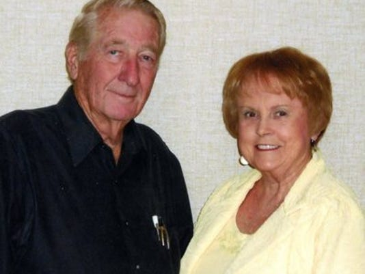 Anniversaries: John Capen & Beverly Capen
