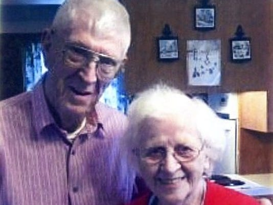 Anniversaries: Carl Mitchell & Arletta Mitchell