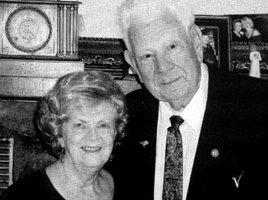 Anniversaries: Norman Hicks & Allene Hicks