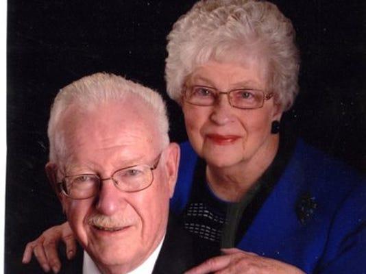 Anniversaries: Murl Winters & Marlene Winters