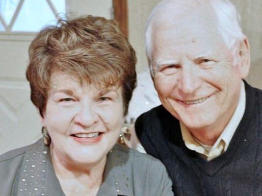 Anniversaries: Betty Stark & Charley Stark