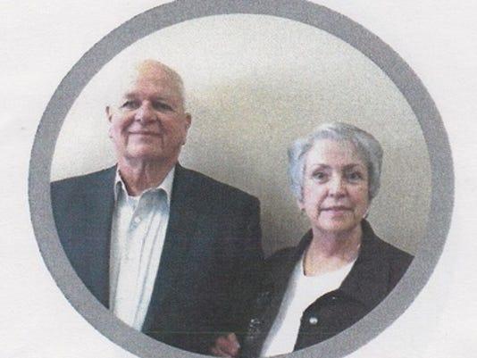 Anniversaries: Gene Lail & LeeAnn Lail