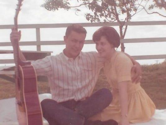 Anniversaries: John J. Brown & Donna Brown