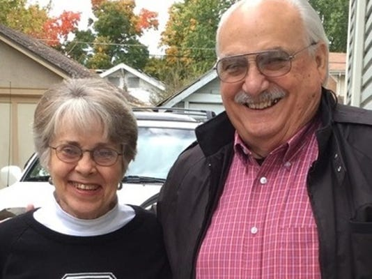 Anniversaries: Ronald Ferguson & Joyce Ferguson