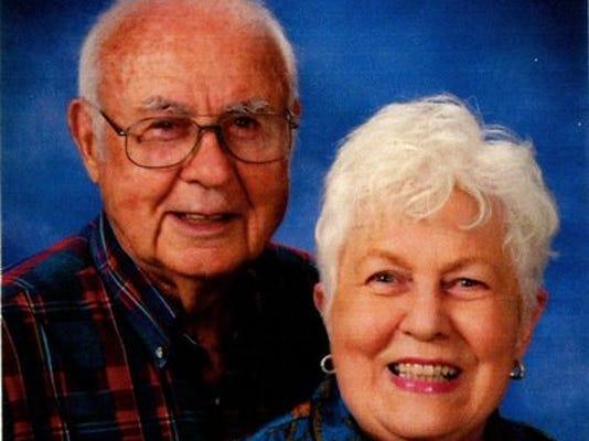 Anniversaries: George DeWoody & Margie DeWoody