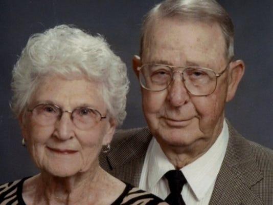 Anniversaries: Roscoe Self & Marian Self