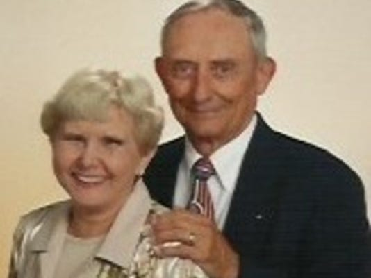 Anniversaries: Bill Palen & Betty Palen