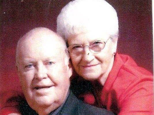 Anniversaries: Wendell Forshee & Barbara Forshee