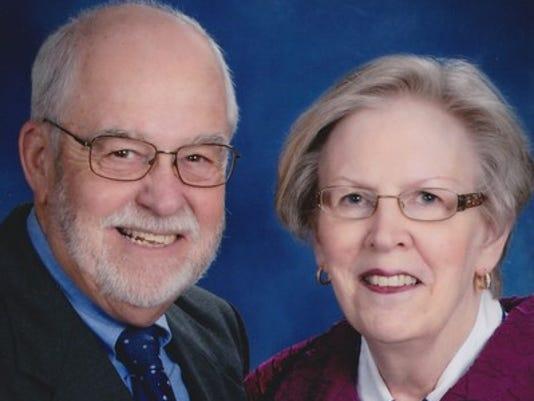 Anniversaries: Bill Cheek & Maret Cheek