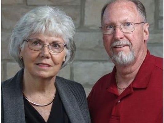 Anniversaries: Margaret Foster & David Foster