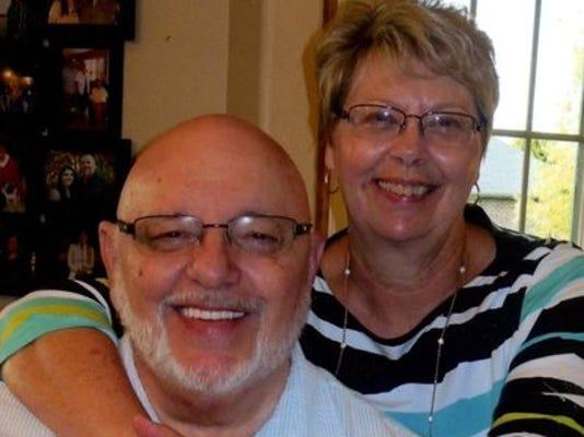 Anniversaries: Robert O'Dell & Marilyn O'Dell