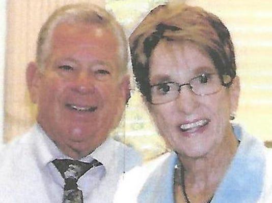 Anniversaries: Richard Wolf & Nancy Wolf