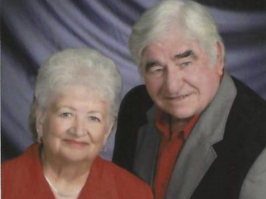 Anniversaries: Arnold Kirby & Judy Kirby