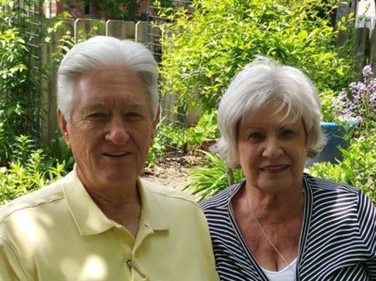Anniversaries: George Simpkins & Wanda Simpkins