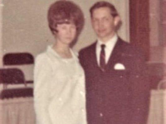 Anniversaries: Ronald Wilson & Brenda Wilson