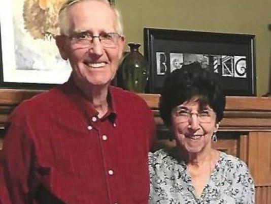 Anniversaries: Winfield Moore & Louise Moore