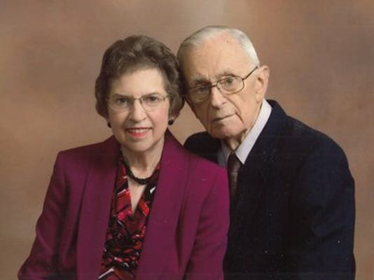 Anniversaries: william tucker & mariah tucker