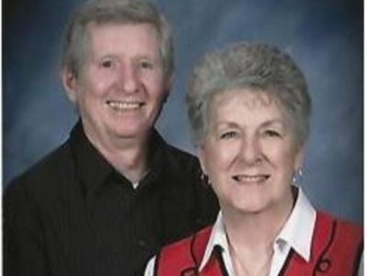 Anniversaries: Lee Bartell & Judith Bartell