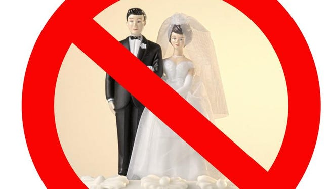 Weddings aren't for everyone.