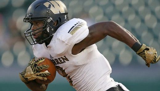 Warren Central is No. 1 in this week's AP high school football poll.