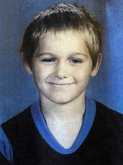 Christian Choate, 13 of Gary, a boy who authorities claim lived locked in a cage and died from savage abuse in 2009.