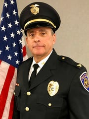 Police Chief Robert Chabali  of Fairfield Township