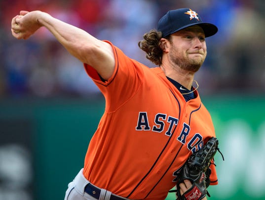 Pittsburgh Pirates starting pitcher Gerrit Cole