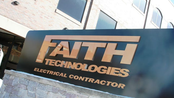 Menasha-based Faith Technologies is an electrical, engineering and technology systems contractor.