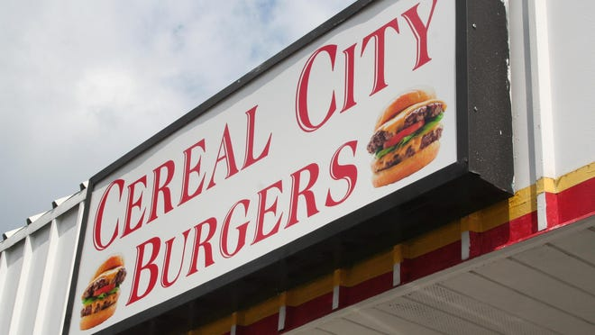 Cereal City Burgers