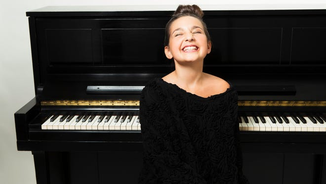 Emily Bear will be performing at Mesa Arts Center on Oct. 30.