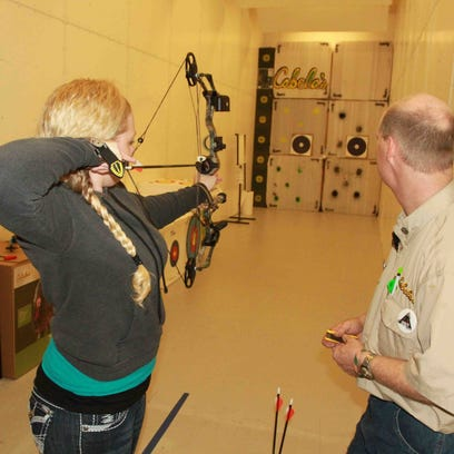 Cabela's in Glendale offers a host of free classes