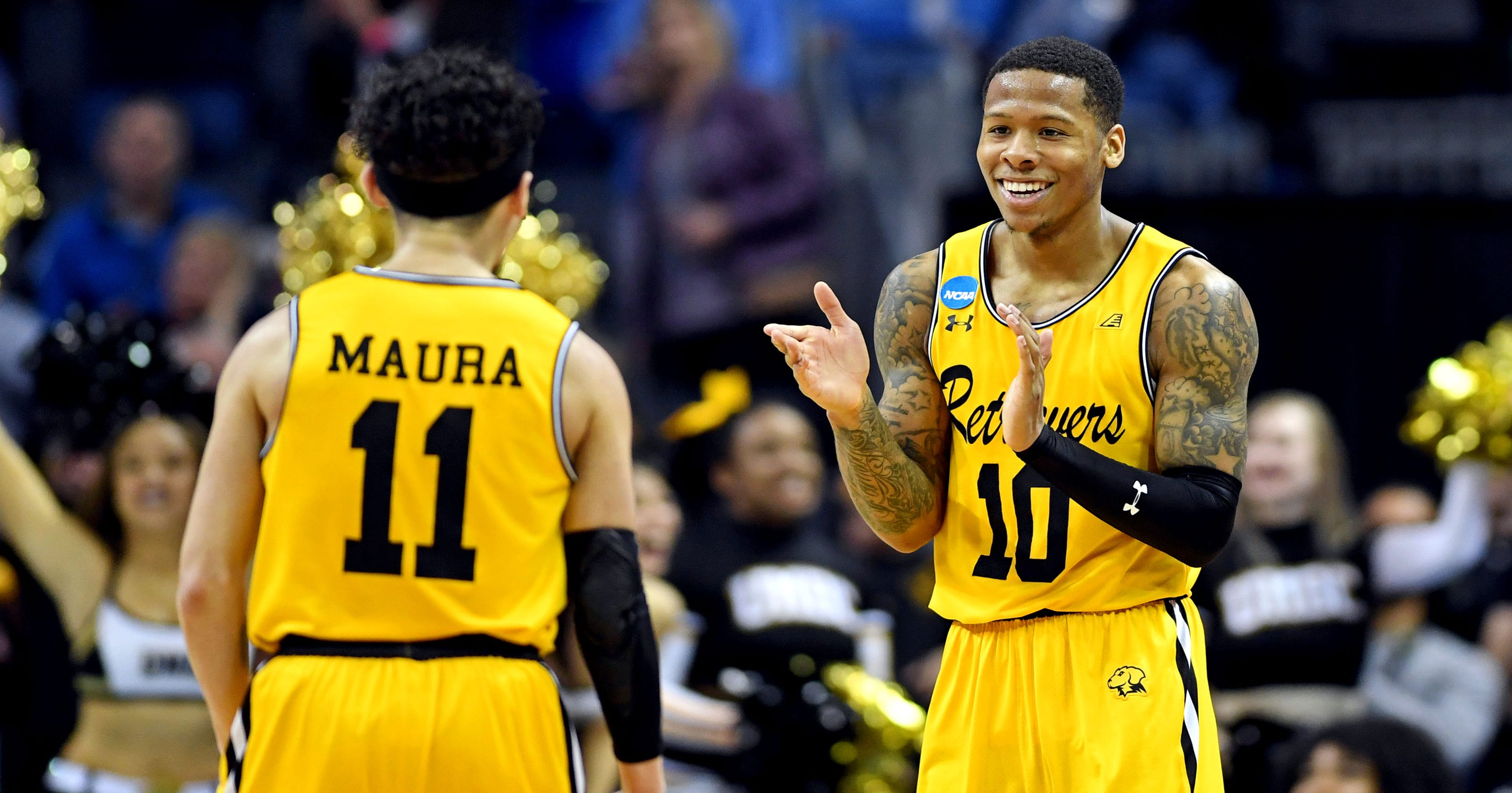 df5f8b39b41a UMBC s Jairus Lyles takes over as the new hero of March Madness