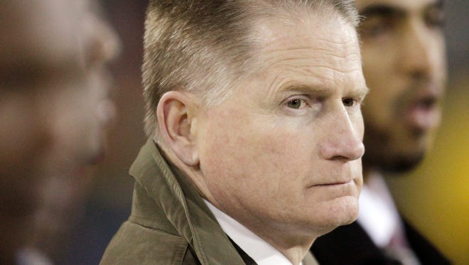 Green Bay Packers vice president of football administration/ player finance Russ Ball is a candidate to replace GM Ted Thompson.