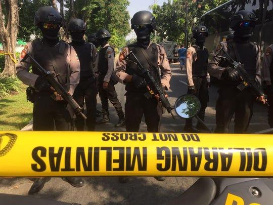 Indonesia Church Attacks (3)