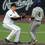 17 photos: Iowa vs. Michigan baseball