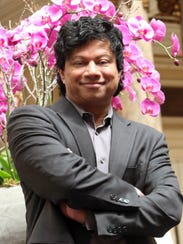 Retired Ann Arbor businessman Shri Thanedar, Democratic