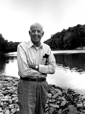 Wendell Berry will deliver a keynote talk at the SouthWord Literary Feast in Chattanooga on Nov. 3.