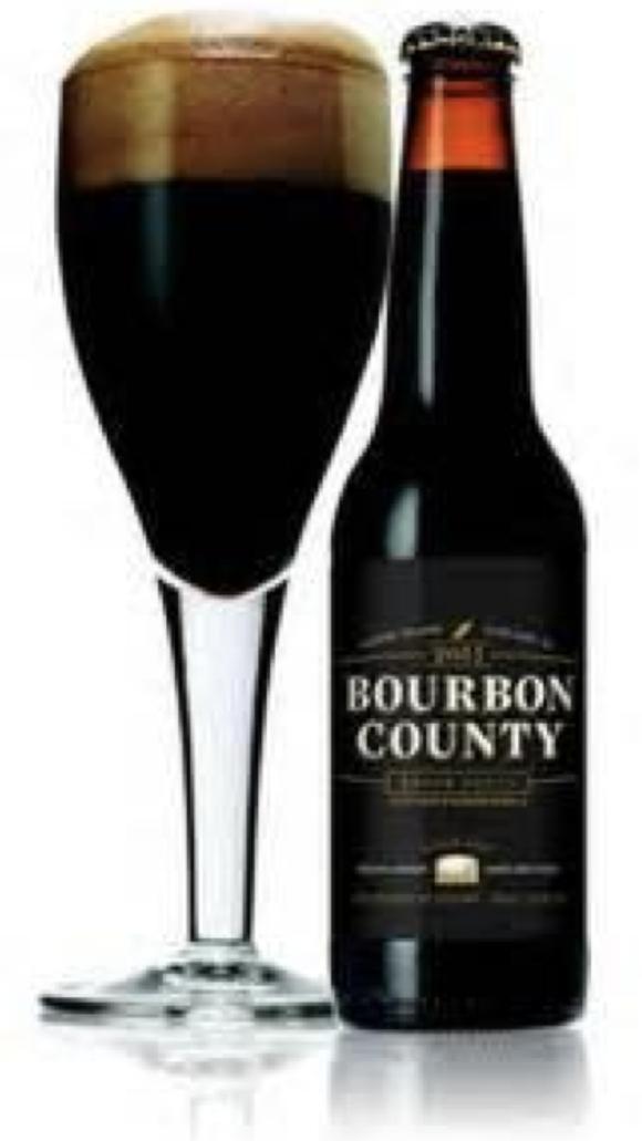 Goose Island Bourbon Country Stout