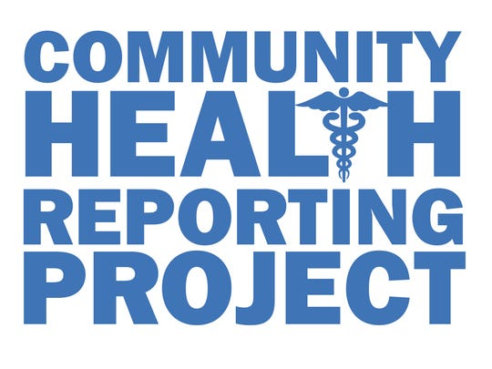 community health reporting project logo