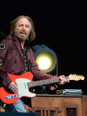 Musician Tom Petty of Tom Petty & The Heartbreakers performs at the Lands End Stage during day 2 of the 2014 Outside Lands Music and Arts Festival at Golden Gate Park on August 9, 2014 in San Francisco, California.