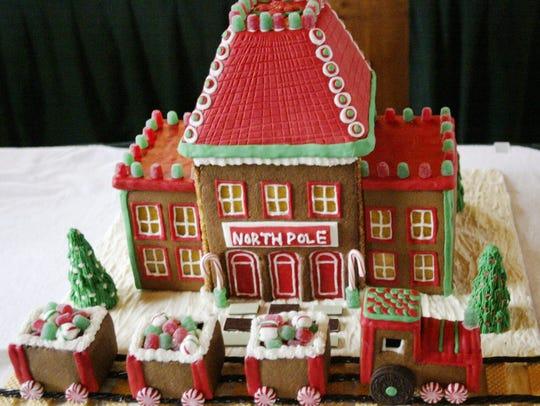 The annual Gingerbread Festival at the Waelderhaus