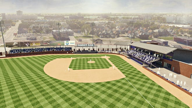 The field at the new PAL complex will be dedicated to Tigers great Willie Horton.