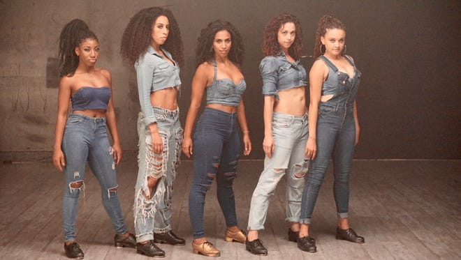 The Los Angeles-based female tap dance group Syncopated Ladies will perform July 22 in Oxnard.