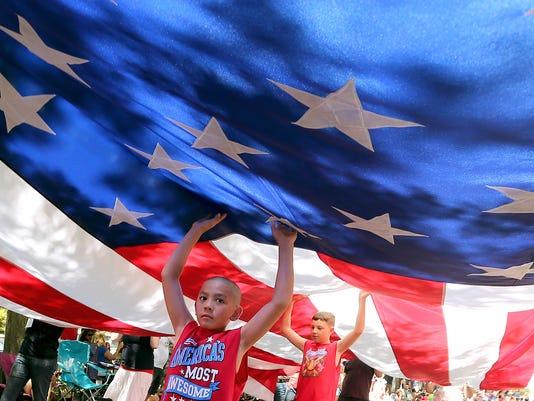AP FOURTH OF JULY WASHINGTON A USA WA