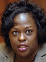 Former Hinds County District Attorney Faye Peterson