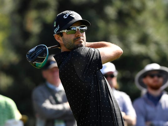 PGA: Masters Tournament - First Round