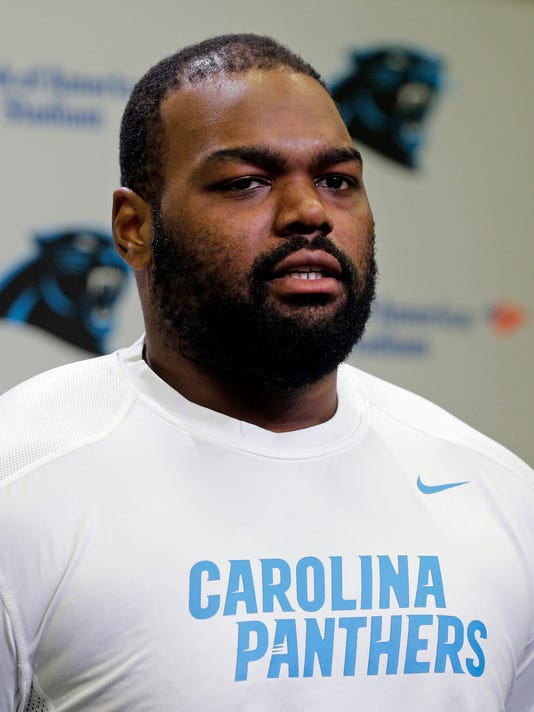AP PANTHERS OHER FOOTBALL S FBN FILE USA NC